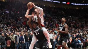 Nurkić fenomenalno otvorio novu NBA sezonu, Portland poražen u dramatičnoj utakmici