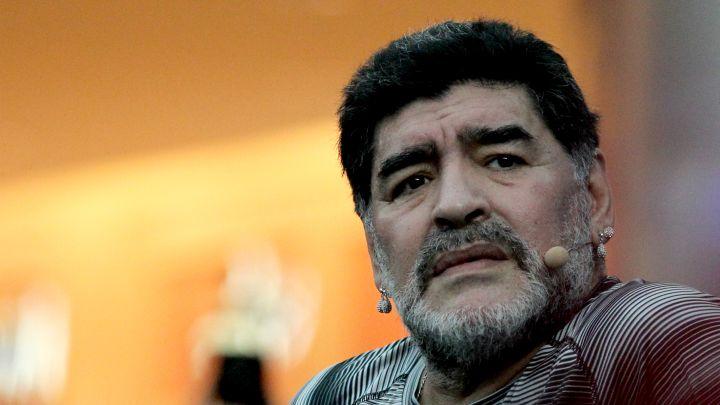 Maradona: Dani Alves je kreten