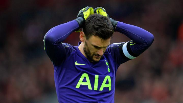 Llorisov izraz lica nakon drugog gola Liverpoola hit na društvenim mrežama