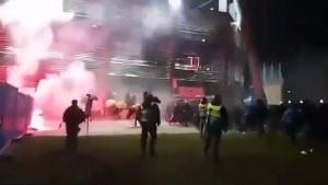 BBB-ovci divljali u Plzenu, ali Dinamo neće biti kažnjen - Zašto?