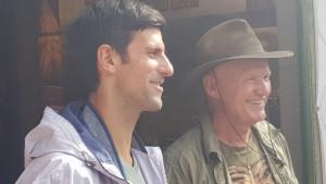 Novak Đoković stavio Visoko ispred Monte Carla: Ako postoji raj na zemlji, onda je to ovdje