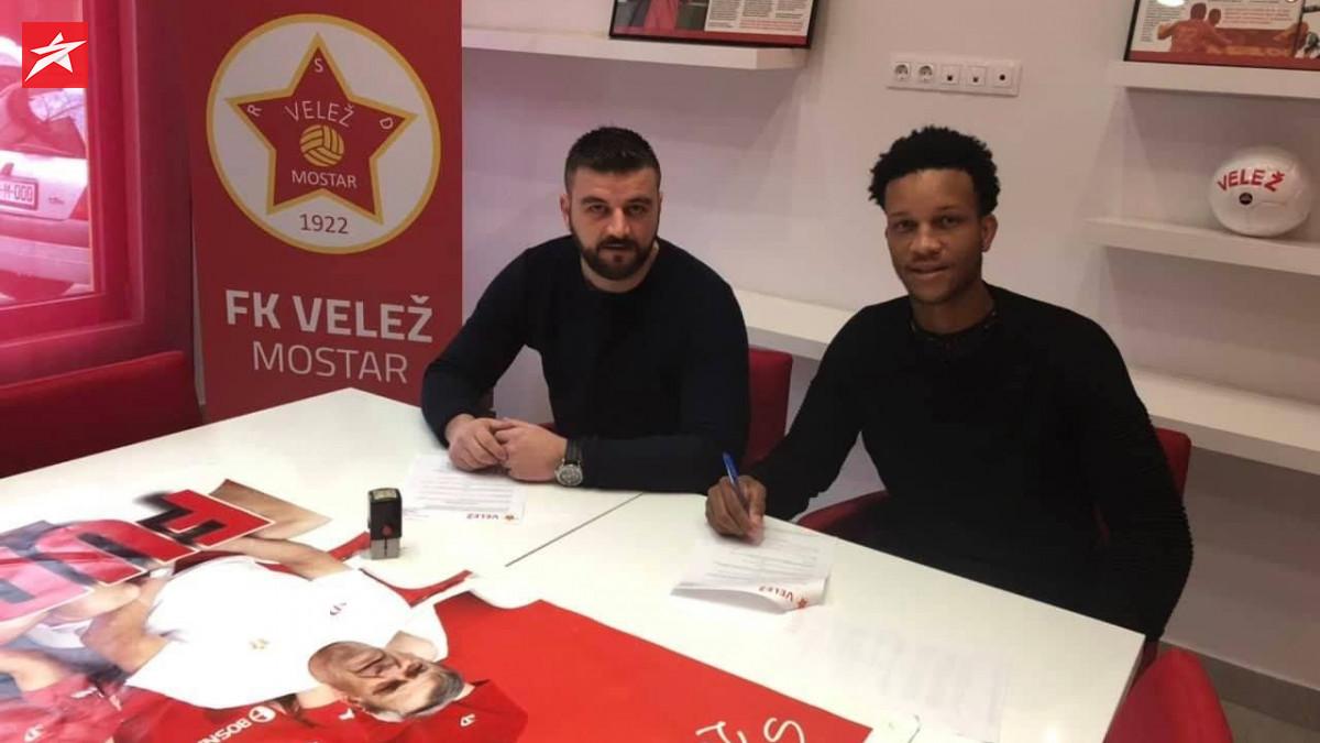 Uira de Oliveira Marques novi igrač FK Velež