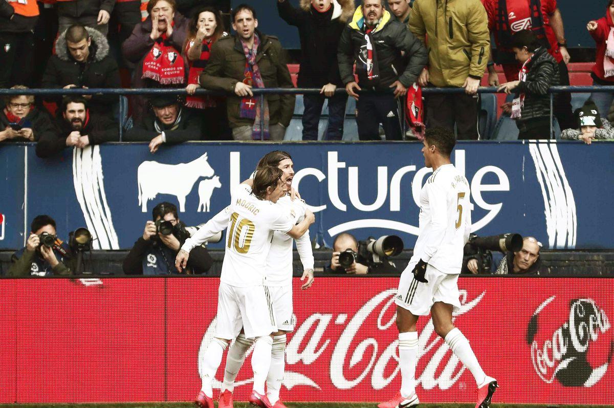 Real Madrid se preokretom protiv Osasune vratio na pobjedničke staze