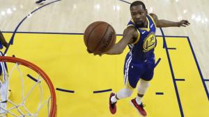 Sjajne vijesti za Golden State: Durant bi vrlo brzo mogao na teren