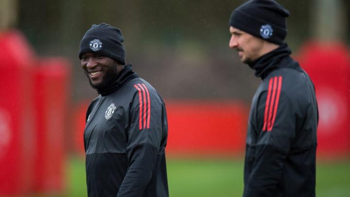 """Ibra otkrio kakvu opkladu je nudio Lukakuu u Manchester United: """"Nudio sam mu 50 funti"""""""