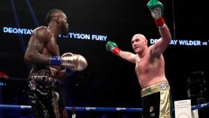 Fury: Kako sam se oporavio od onog u 12. rundi? Ja sam borac, crpim snagu u Isusu