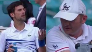 Novak odavno nije bio ovako bijesan, čak je htio da napusti meč