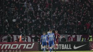 U Željezničaru nezadovoljni: Odluka nije u korist fudbala