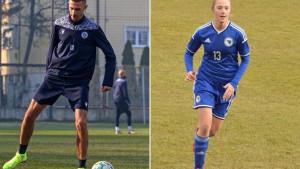 Zanimljiva priča iz bh. fudbala: Brat i sestra u PLBiH