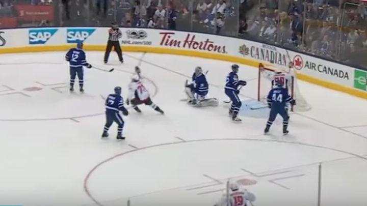 NHL: Washington izjednačio protiv Toronta