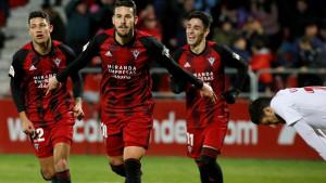 Senzacija u Kupu Kralja: Drugoligaš Mirandes pobijedio Villarreal i plasirao se u polufinale!