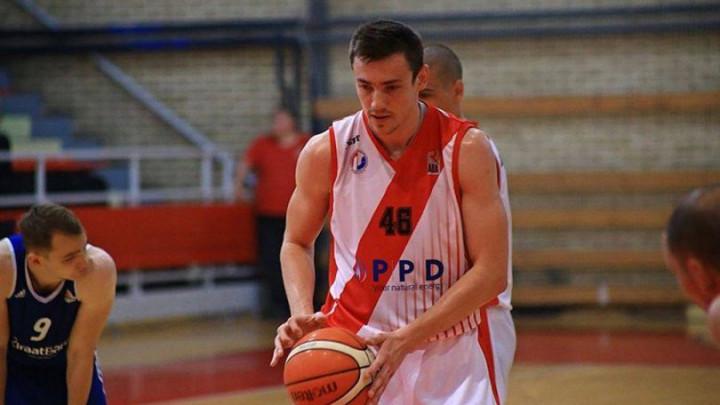 Marko Ramljak MVP 5.kola ABA 2 lige