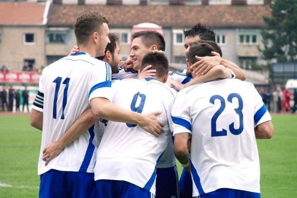 Ibišević rušio rekorde, Zmajevi slavili protiv Lihtenštajna