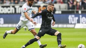 Eintracht u ludoj utakmici stigao do pobjede u 95. minuti protiv Hoffenheima