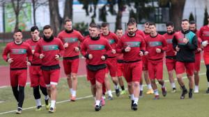 Olimpik trenirao u Halilovićima, sutra put u Hercegovinu