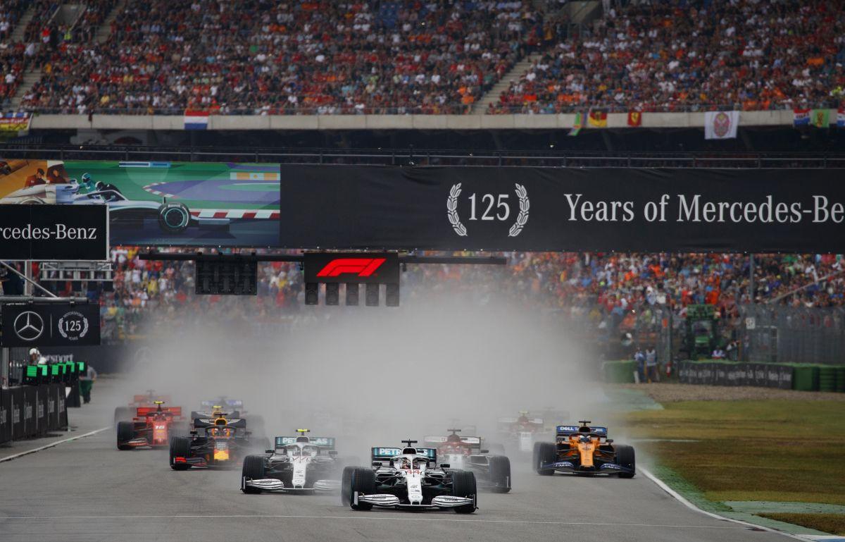 U ludoj utrci u Hockenheimu prve bodove u sezoni osvojio i Williams