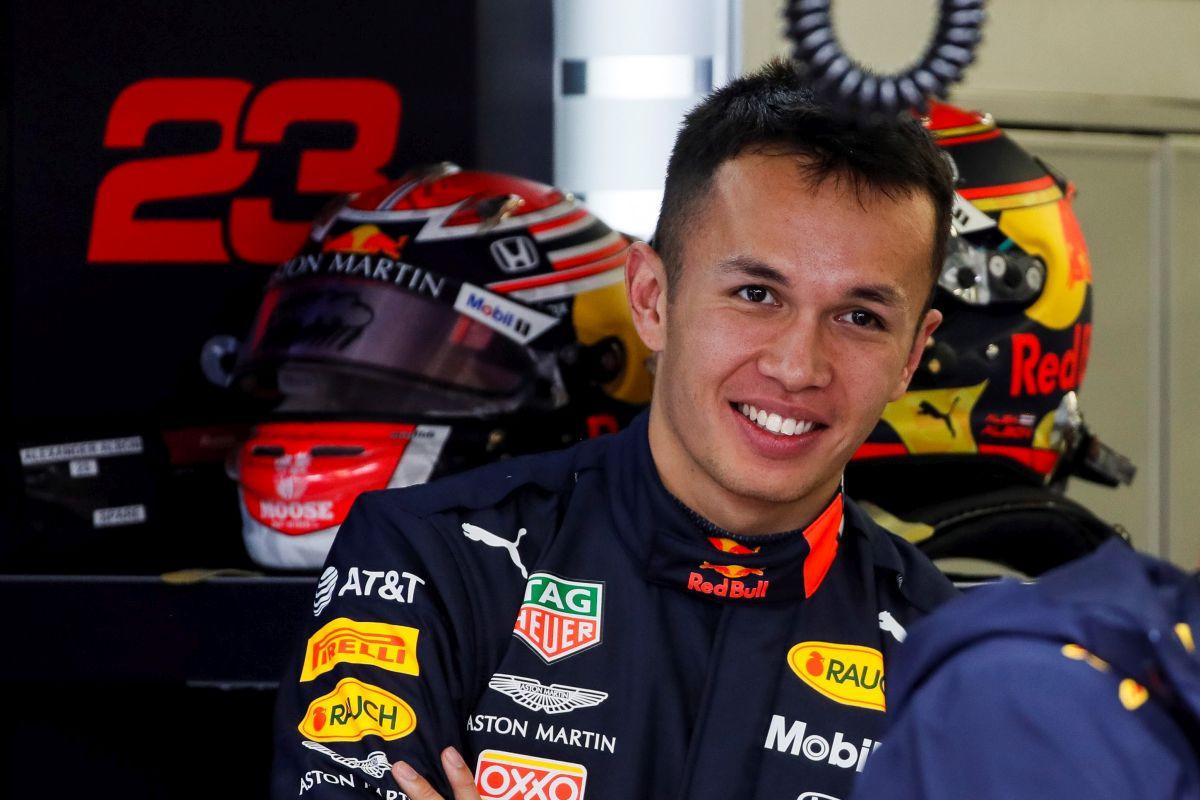 Albon ostaje u Red Bullu i naredne sezone