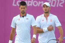 Kako se na US Openu zabavljaju Đoković, Troicki...