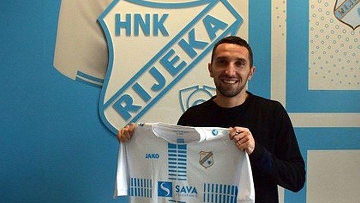 Leovac napustio PAOK, ponovo u dresu Rijeke
