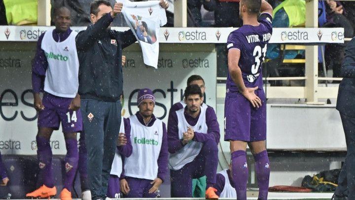 U tužnoj atmosferi Fiorentina stigla do pobjede