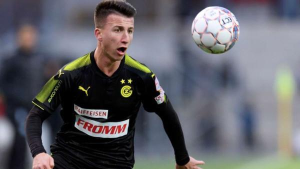 Kapić odlazi iz Grasshoppersa, karijeru nastavlja u Moldaviji
