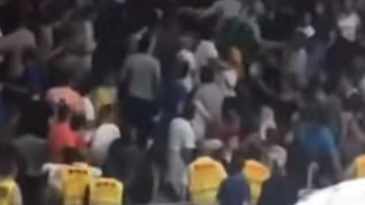 Pojavio se snimak napada na čovjeka sa šalom Crvene zvezde