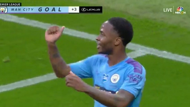 Prvi gol po povratku Premiershipa postigao je Raheem Sterling