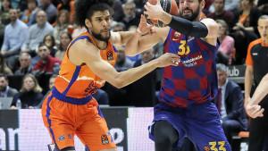 Mirotić zabio za pobjedu u Valenciji, oslabljeni Maccabi uspio preokrenuti Khimki