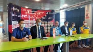 Zenica je spremna za početak Evropskog juniorskog prvenstva u odbojci