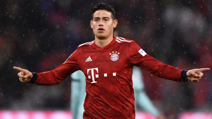 James Rodriguez poručio da želi otići, pa pružio spektakularan meč u dresu Bayerna