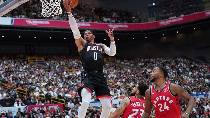 Nevjerovatni Westbrook iza sebe ostavio legendarnog Magica Johnsona