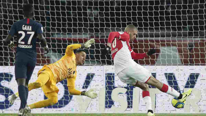 Minimalac Monaca protiv Montpelliera