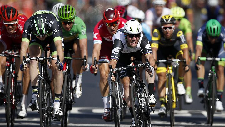 Šesta etapa Tour de Francea pripala Cavendishu