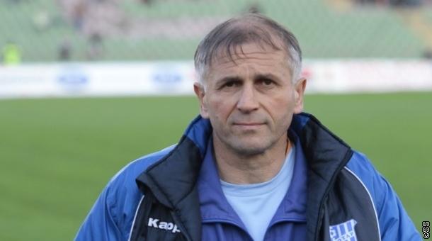 Vladimir Gaćinović novi trener NK Zvijezda