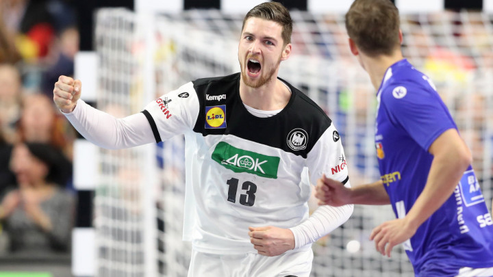 Očekivane pobjede Danske i Njemačke