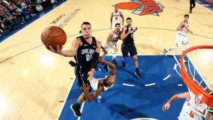 Orlando slavio protiv Knicksa, Vučević odigrao sjajnu partiju
