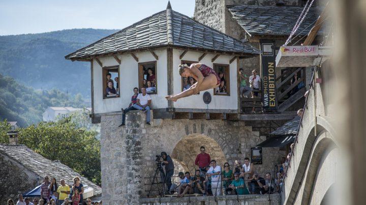 Video vodič kroz Red Bull Cliff Diving takmičenje u Mostaru