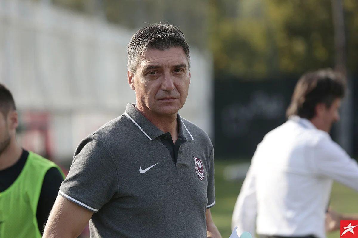 Marinović: Teško je bilo razviti igru po ovakvom terenu, ali najbitnija su tri boda