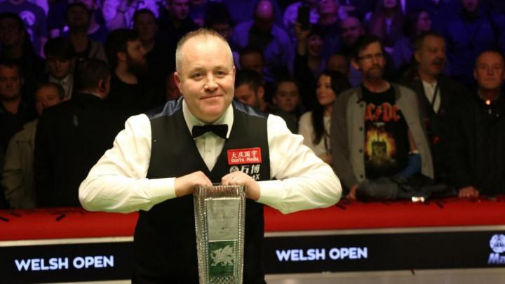 Branitelj naslova John Higgins zaustavljen u četvrtfinalu