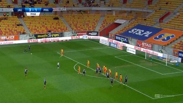 Pogledajte sve golove Zvonimira Kožulja ove sezone u Poljskoj, neki su prave majstorije