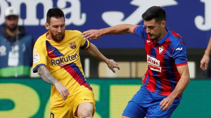 Barcelona sigurna u Eibaru: Messi, Suarez i Griezmann na listi strijelaca