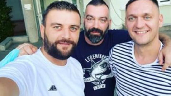 Raspoloženog Šošu zezali pri izlasku iz bolnice: Šta ti Manev uradi