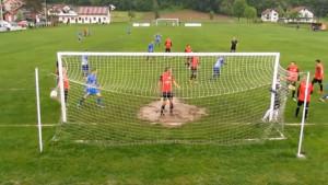 Bivši fudbaler FK Sloboda postigao gol iz kornera