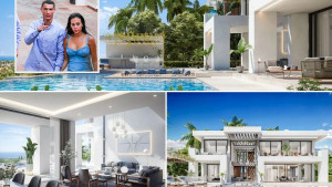 Cristiano Ronaldo kupio spektakularnu vilu u Marbelli koju je platio 1.3 miliona funti