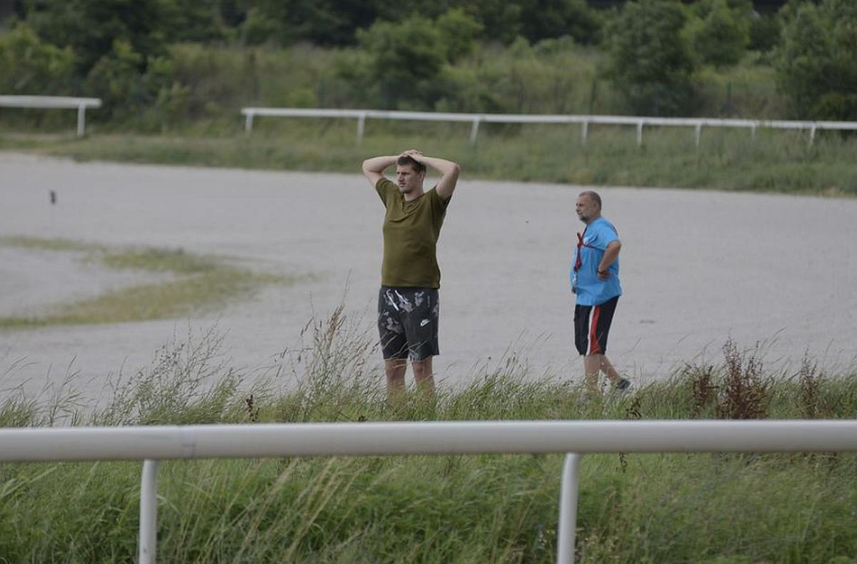 Nikola Jokić poveo kobilu na kasačke trke, a nakon diskvalifikacije je ostao razočaran