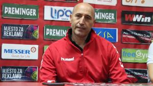 Ornek: Sretni smo zbog nastavka niza, niko nam još nije gol postigao u Zenici