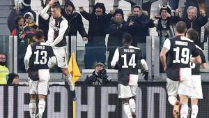 Juventus na Ronaldov pogon savladao Parmu