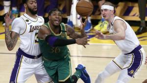 Koronavirus stigao u Lakerse i Celticse, velika zvijezda zaražena