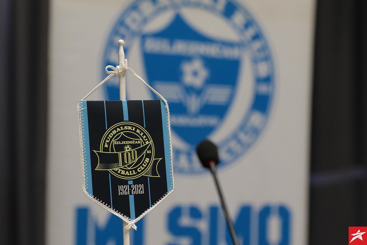 Izabrana 54 delegata Skupštine FK Željezničar