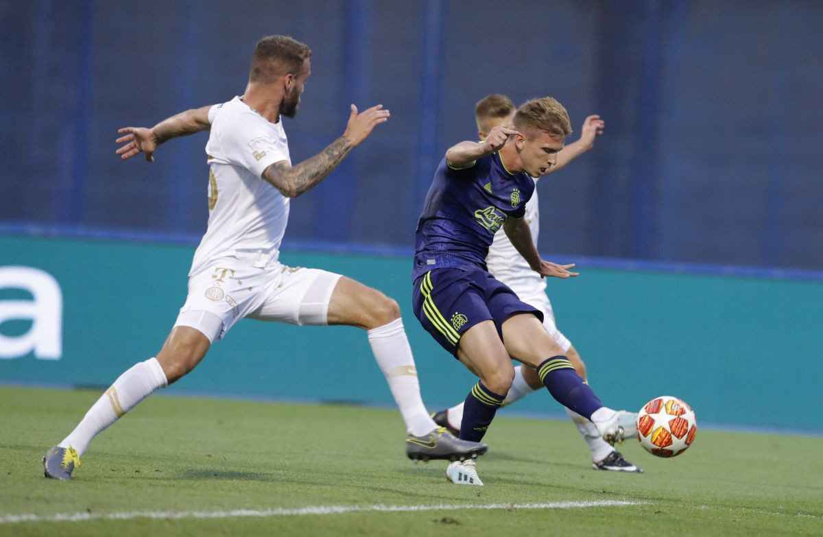 Velika stvar za Dinamo: Dani Olmo pozvan u reprezentaciju Španije
